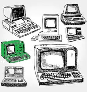 Post 1990 computing
